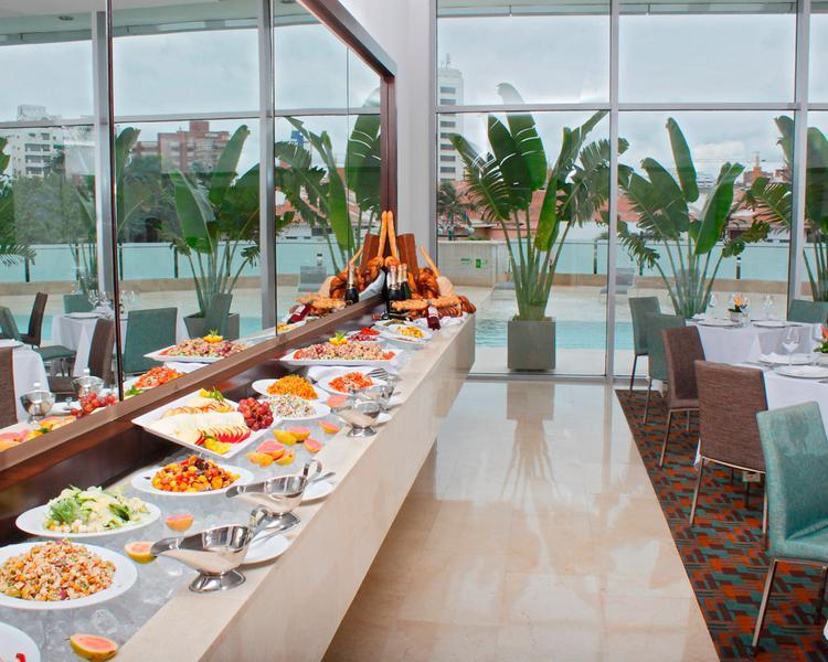 BREAKFAST ESTELAR En Alto Prado Hotel Barranquilla