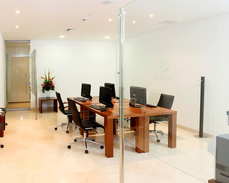 BUSINESS CENTER ESTELAR En Alto Prado Hotel Barranquilla