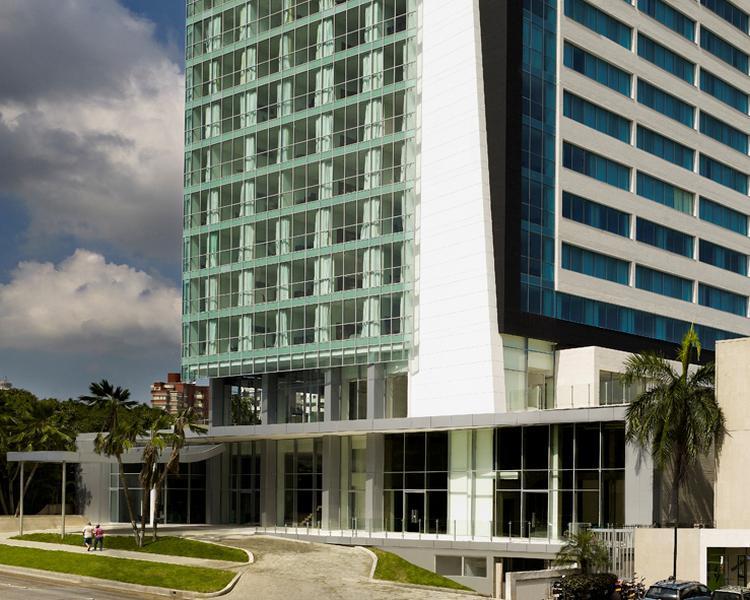 FACADE ESTELAR En Alto Prado Hotel Barranquilla