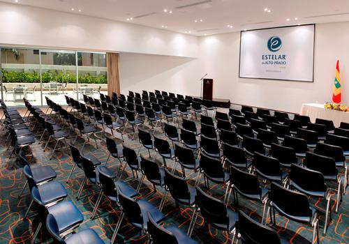 Spaces for business ESTELAR En Alto Prado Hotel Barranquilla