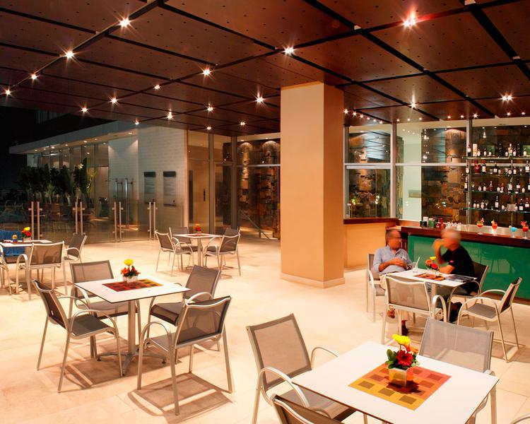 TERRACE ESTELAR En Alto Prado Hotel Barranquilla